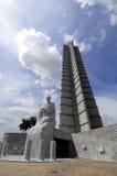 Monumento a Jose Marti Fotografia Stock Libera da Diritti