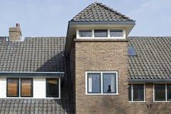 Monumento judío en Amersfoortseweg 165 en Hilversum Imagen de archivo libre de regalías