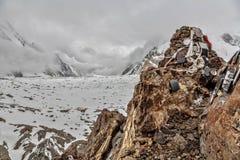 Monumento K2 Fotos de archivo