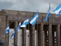 monumento la bandera 5 Стоковое Изображение