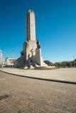 Monumento a la bandera Stock Photography