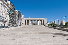 Monumento a la Bandera at Rosario, Argentina Stock Photos
