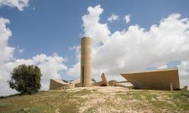 Monumento a la brigada de Negev Foto de archivo libre de regalías