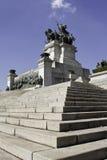 Monumento a la independencia del Brasil fotos de archivo