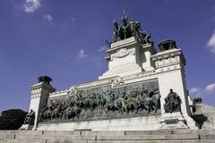 Monumento a la independencia del Brasil Fotografía de archivo libre de regalías