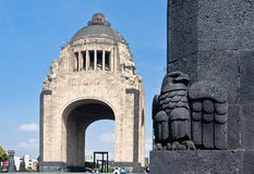 Monumento a La Revolucion Mexico City Royalty Free Stock Photos