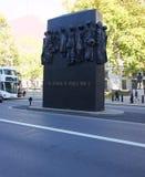 Monumento a las mujeres de la Segunda Guerra Mundial, Londres, Inglaterra imagenes de archivo