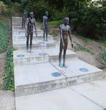 Monumento a las víctimas del comunismo Fotos de archivo