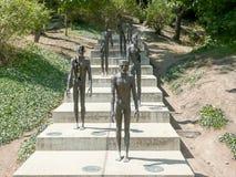 Monumento a las víctimas del comunismo, Praga Fotografía de archivo libre de regalías