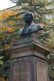 Monumento a Lenin Fotografía de archivo