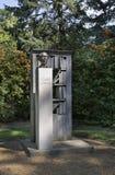 Monumento a Lorinc Szabo a Debrecen l'ungheria Fotografia Stock