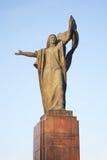 Monumento a los combatientes de la revolución en Bishkek kyrgyzstan imágenes de archivo libres de regalías