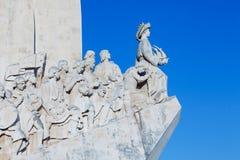 Monumento los Descubrimientos 库存照片