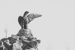 Monumento a los soldado-afganos Fotografía de archivo