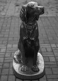 Monumento a los troepolsky's Bim, Voronezh - Rusia fotografía de archivo