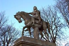 Monumento a Louis XIII al DES i Vosgi del posto Immagine Stock Libera da Diritti