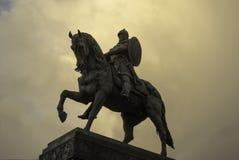 Monumento mítico Imagen de archivo