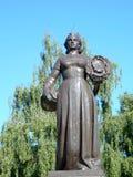 Monumento Madre-Rusia Imagen de archivo libre de regalías