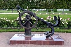 monumento marino Immagini Stock Libere da Diritti
