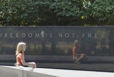 Monumento memorável da guerra da liberdade Foto de Stock Royalty Free
