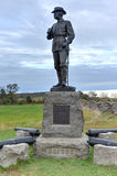 Monumento memorável, Gettysburg, PA Fotos de Stock