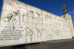 Monumento Memorial Che Guevara, Cuba Stock Photography