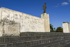 Monumento Memorial Che Guevara, Cuba Royalty Free Stock Photography