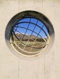 Monumento meridiano cero en Hierro Imagen de archivo