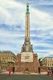 Monumento Milda Foto de archivo