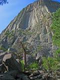 Monumento nacional #1 da torre dos diabos Fotografia de Stock