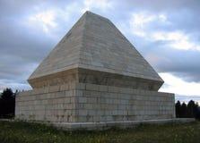 Monumento nacional Foto de archivo libre de regalías