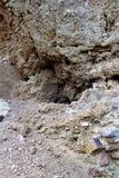 Monumento nacional Cliff Dwellings de Tonto, National Park Service, U S Departamento do interior Imagem de Stock