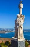 Monumento nacional de Cabrillo, California Foto de archivo