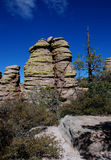 Monumento nacional de Chiricahua Imagenes de archivo