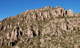 Monumento nacional de Chiricahua Fotos de archivo libres de regalías