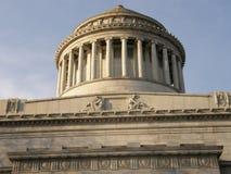 Monumento nacional de general Grant Fotografía de archivo