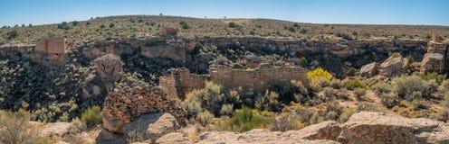 Monumento nacional de Henweep en Colorado y Utah Imágenes de archivo libres de regalías