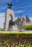 Monumento nacional de la guerra Imagen de archivo