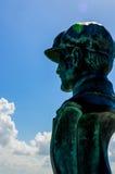Monumento nacional de los hermanos de Wright imágenes de archivo libres de regalías