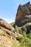 Monumento nacional de los pináculos Fotografía de archivo