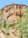 Monumento nacional de los pináculos Imagen de archivo