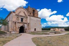 Monumento nacional de Tumacacori Imagens de Stock