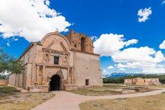 Monumento nacional de Tumacacori Imagem de Stock