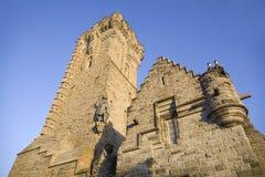 Monumento nacional de Wallace imagem de stock