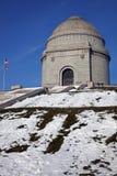Monumento nacional de William Mckinley Fotos de archivo