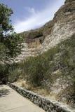Monumento nacional del castillo de Montezuma Imagenes de archivo
