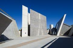 Monumento nacional del holocausto Fotos de archivo libres de regalías