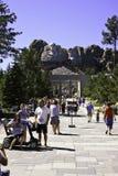 El monte Rushmore Dakota del Sur conmemorativo nacional Imagen de archivo libre de regalías