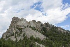 Monumento nacional del monte Rushmore en Dakota del Sur, los E.E.U.U. Foto de archivo libre de regalías