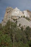 Monumento nacional del rushmore del montaje Imágenes de archivo libres de regalías